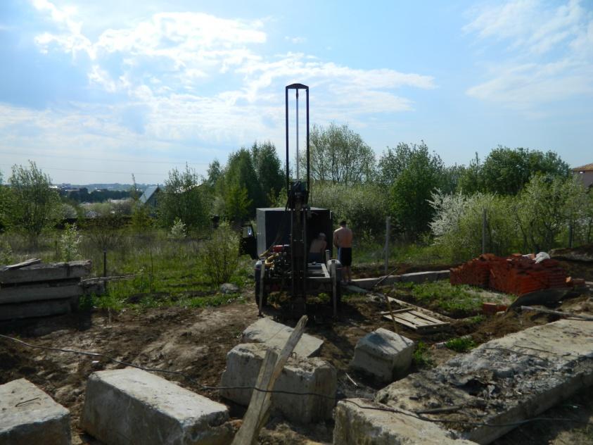 Бурение водозаборных скважин во Владимире и Владимирской области